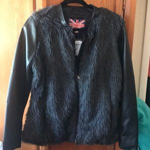 Windsor Faux Fur jacket